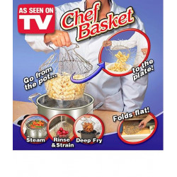 CHEF BASKET - CESTA 12 EN 1.